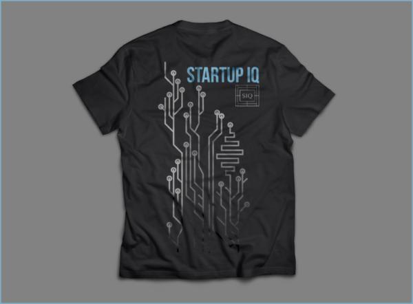 Startup IQ Accelerator Tee